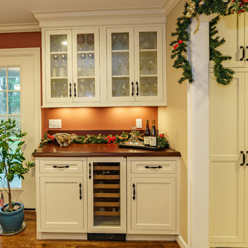 Traditional Designer's Own Kitchen and More in Canton