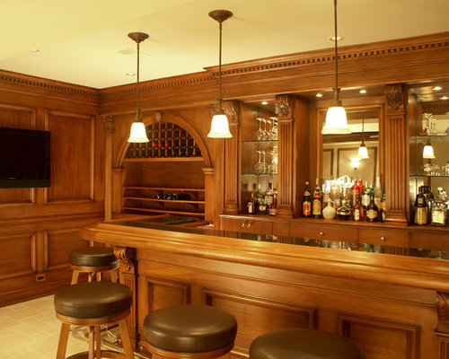 Custom residential bar ideas pictures remodel and decor