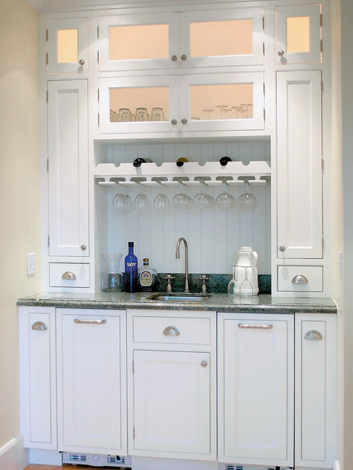 Bar Storage | Houzz