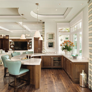 Tranquil & Stunning Seaside with Beautiful Cabinetry