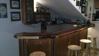 Trinidad loft bar