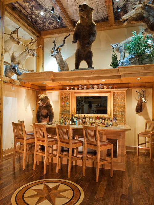 Hunting Trophy Home Design Ideas Pictures Remodel And Decor