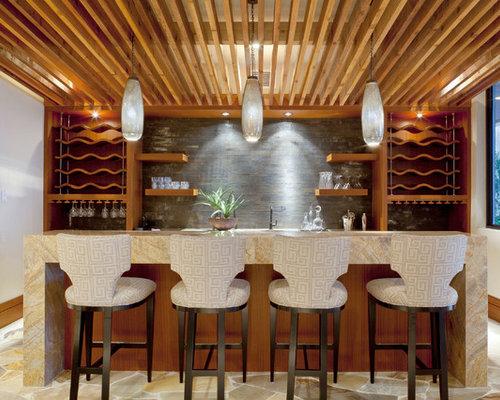 bar de salon exotique photos et id es d co de bars de salon. Black Bedroom Furniture Sets. Home Design Ideas