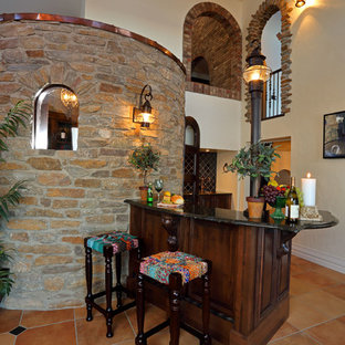 Tuscan Estate Showhome in Watermark of Bearspaw