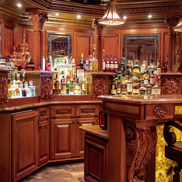 Victorian Bar Fit for a King