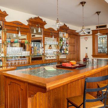 Victorian Style Bar