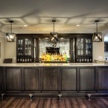 Warren NJ Wine Cabinet