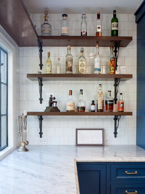 Vintage Shelves Home Design Ideas, Pictures, Remodel and Decor