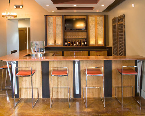 Residential bar home design ideas pictures remodel and decor - Residential bars ...