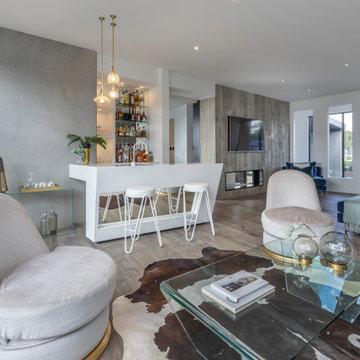 Wiri Home Bar Design