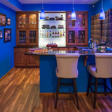 Woodbury Basement and Bar