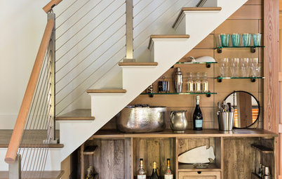 12 Amazing Under-Stairs Planning and Decorating Ideas