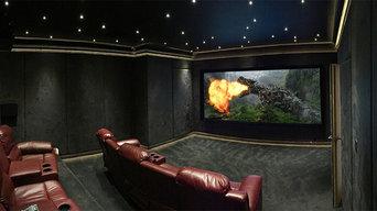 Award Winning Cinema Room