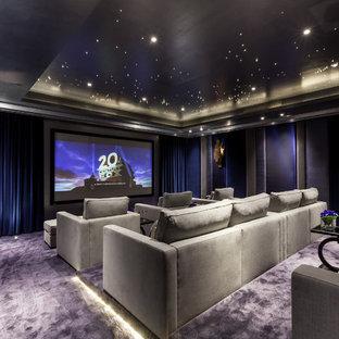 Bespoke Cinema room for the home