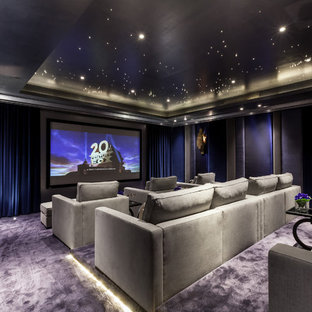 Bespoke Cinema room for the home