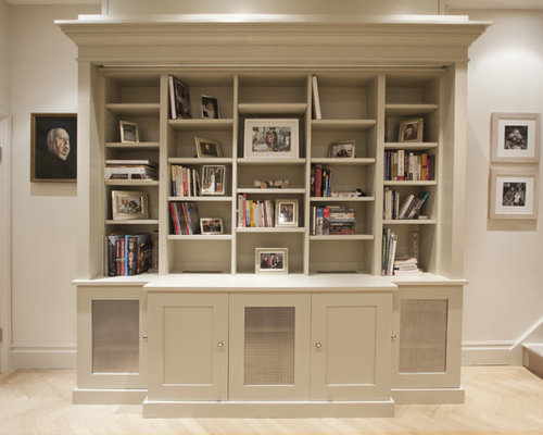 Hide Tower Speakers Home Design Ideas, Pictures, Remodel and Decor