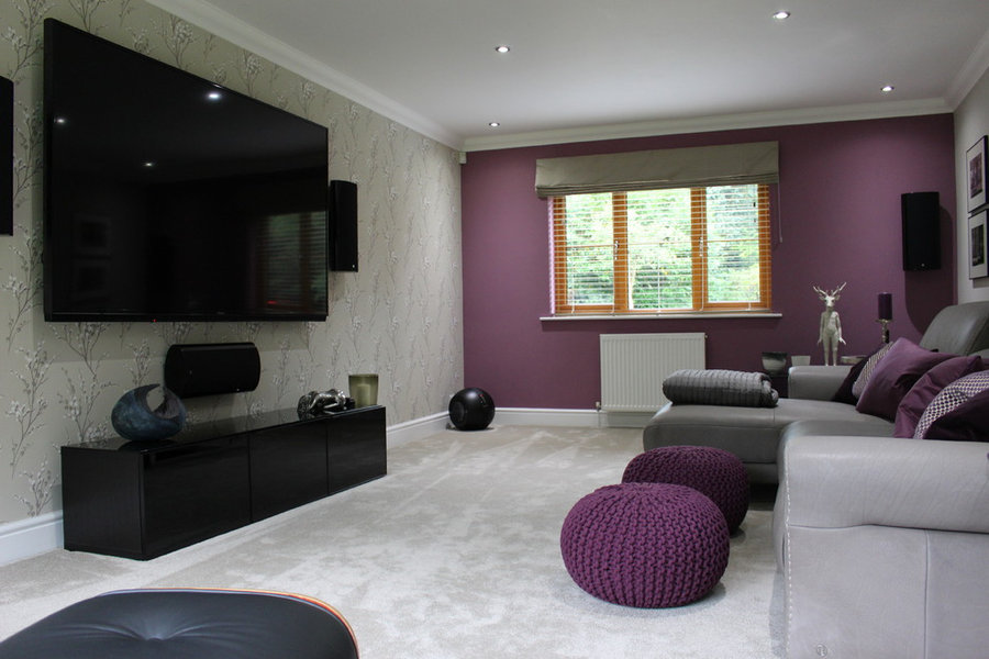 Cinema Room & Family Lounge