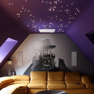 Cinema Room in Wrotham