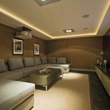 Best of Houzz 2015 - UK - London (Home cinema)