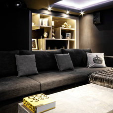 Contemporary  by Betts Interiors