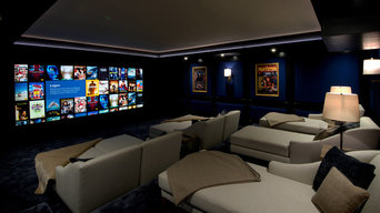 Immersive Dolby Atmos 7.1.4 Private Home Cinema