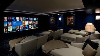 Immersive Dolby Atmos 7.1.4 Private Home Cinema