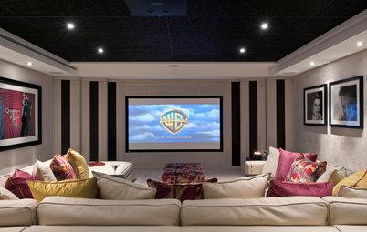 Una sala de cine en casa: ¿Un sueño al alcance de todos?
