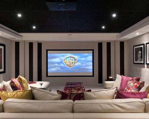 Fotos de cines en casa dise os de cines en casa - Fotos de salas de cine ...
