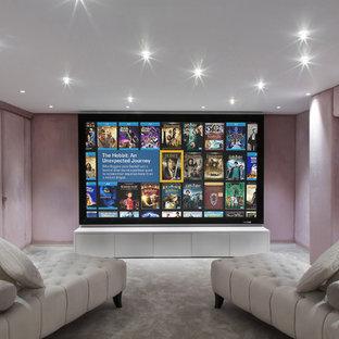 Pretty in Pink - Home Cinema