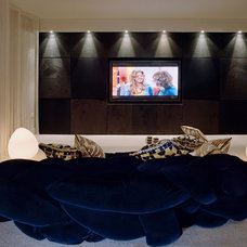 Modern Home Theater SHH