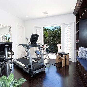 1033 Seasage Drive | Delray Beach, FL | European-inspired Estate