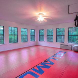 Klassischer Fitnessraum in Oklahoma City