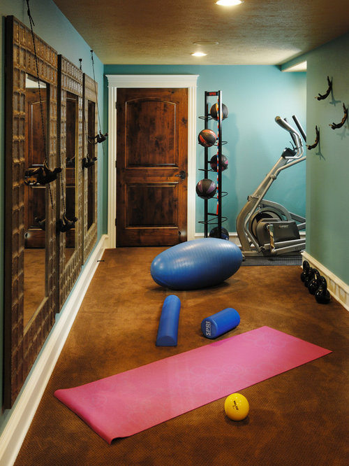 Gym Furniture Houzz