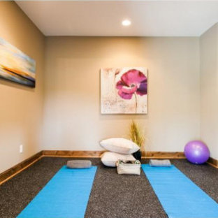 Most popular small minneapolis home gym design ideas for