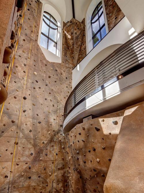 Home Climbing Wall Design Ideas Renovations Photos