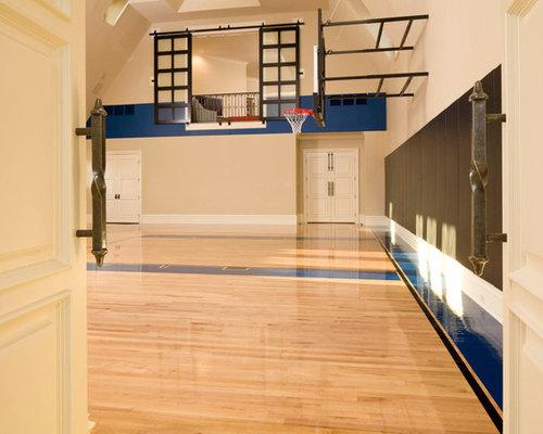 Office above garage home design ideas renovations photos