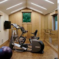 Contemporary Home Gym 74 Ute Place