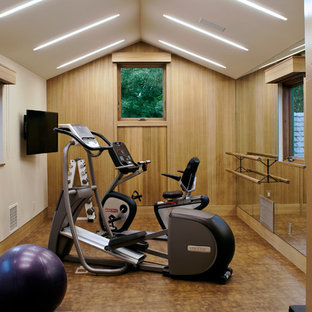 Small gym ideas architectural design