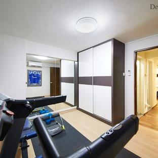 Singapore home gym design ideas pictures renovation decor
