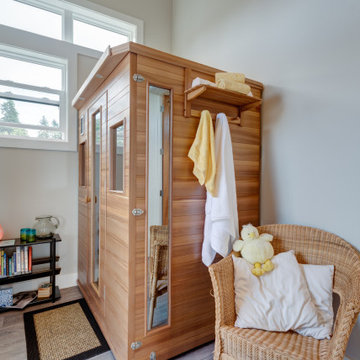 A Master Suite Designed for Aging In Place