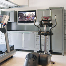 Best of Houzz 2015 - UK - London (Home gym)