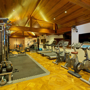 Most popular asian perth home gym remodeling ideas houzz