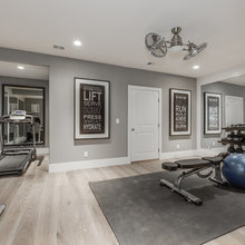 Jamie's Gym-Media Room