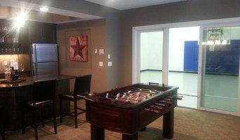 Bar and indoor court