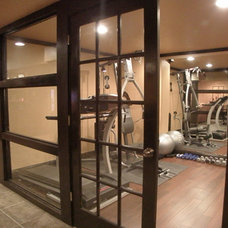 Traditional Home Gym by ReMarkable Remodel and Design