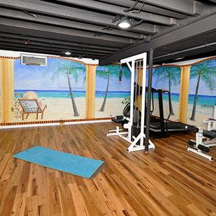 Maritimer Fitnessraum in Grand Rapids