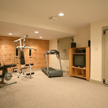 Basement/Gym
