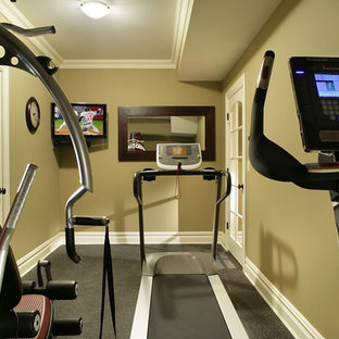 Most popular home gym design ideas for stylish home gym