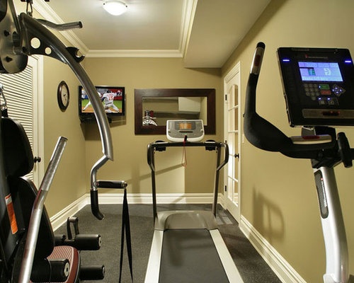 Small home gyms houzz