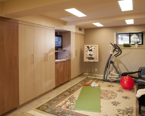 Kid Friendly Basement Family Rooms